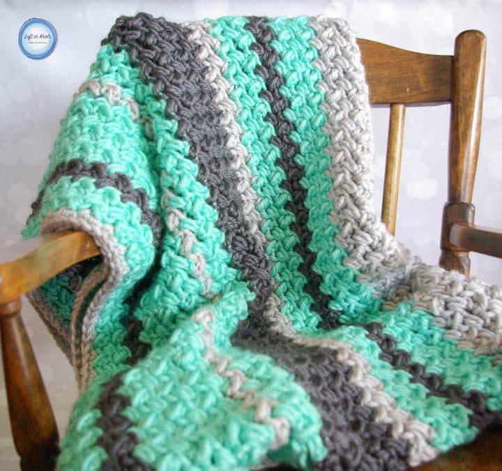 Baby Bean Baby Blanket
