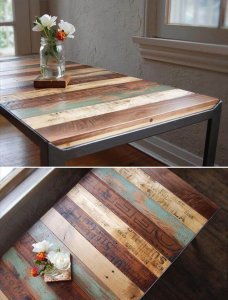 13 DIY Wood Projects – Home Decor Ideas