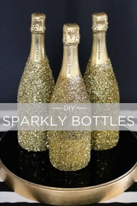 10 Sparkly, Glittery DIY Crafts For Glitter Lovers