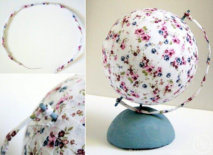 diy globe idea