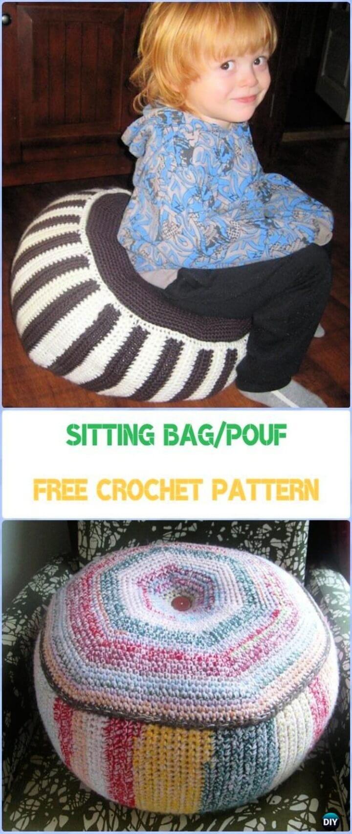 Sitting Bag/Pouf