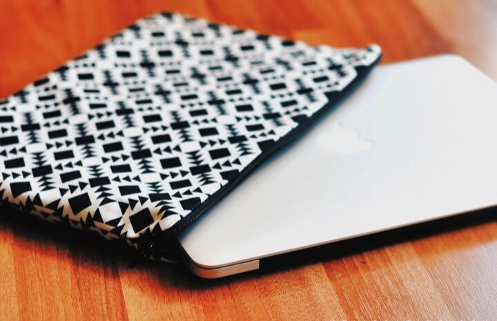 Laptop Case. Diy laptop cover