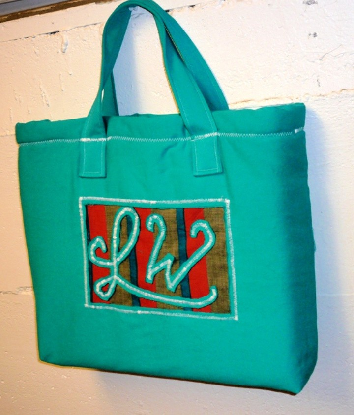 How to Make a Laptop Tote Bag