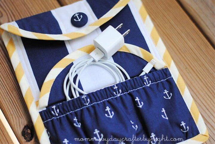 Nautical iPad Mini Case